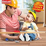 Durable Kids Tool Set with Electronic Cordless