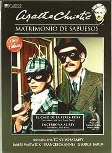 Agatha Christie - Matrimonio de Sabuesos (Volumen 2 + libro) [DVD]