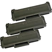 3 Inkfirst® Toner Cartridges D101S (MLT-D101S) Compatible Remanufactured for Samsung D101S Black SCX-3400 SCX-3400F SCX-3405 SCX-3405FW SF-760P ML-2164 ML-2164W ML-2165W
