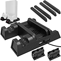 Deco Gear Xbox 3-in-1 Vertical Stand Cooling Fan