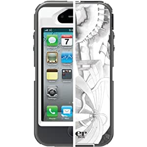 Otterbox Defender Cover case Negro, Gris, Color blanco - fundas para teléfonos móviles