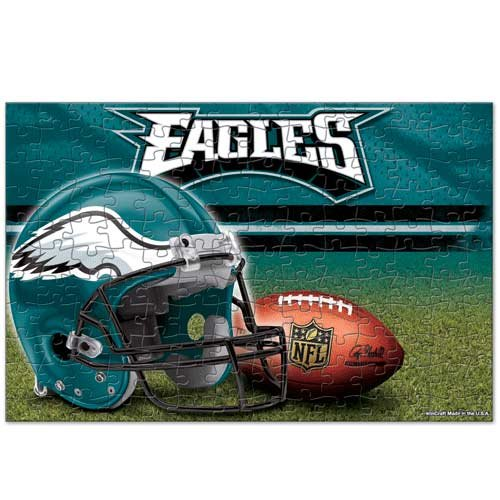 WinCraft NFL Philadelphia Eagles Puzzle in Box (150 Piece)