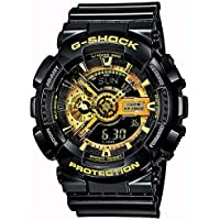 Relógio Casio G-Shock Anadigi Masculino GA-110GB-1ADR