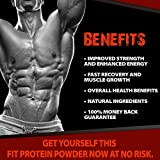V8 Testo Muscle Builder Supplements – Natural