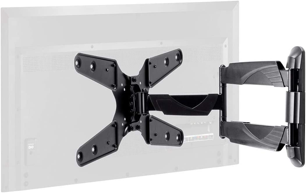 Monoprice Select Series Full Motion Articulating Tv Wall Mount Bracket For Tvs 24in To 55in Max Weight 77lbs Vesa Patterns Up To 400x400 Rotating Ul Certified Amazon Ca Electronics