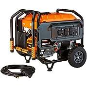 Factory-Reconditioned Generac 6433R XT Series 8,000 Watt Electric-Manual Start Portable Generator
