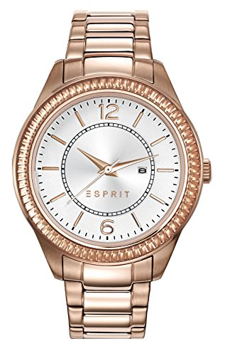 Esprit Watch TP10885 Rose Gold - ES108852003-Pink - stainless-steel-Round - 38 mm
