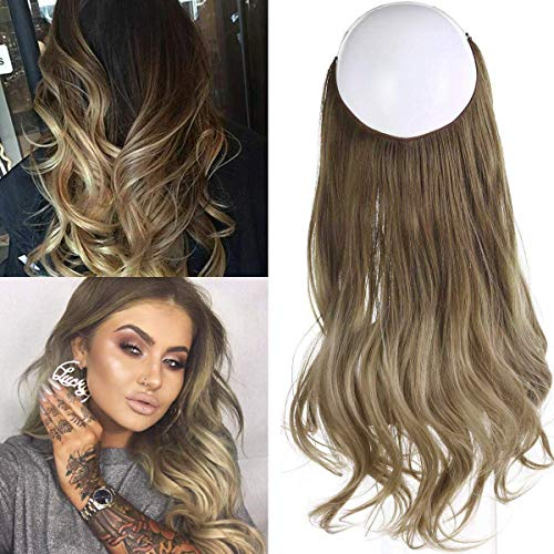 Extension Highlight Synthetic Hairpiece Resistant product image