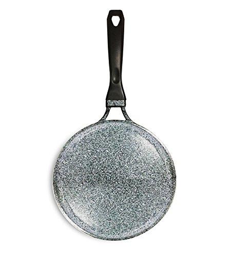Cuisinox PAN-28C-GR Non-Stick Granite Finish Crepe Pan, 28cm/ 11