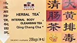 1.4oz Royal King Herbal Tea Internal Body Cleansing Tea Qing Chang Cha, Pack of 1 For Sale