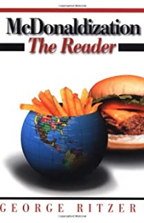 mcdonaldization research paper