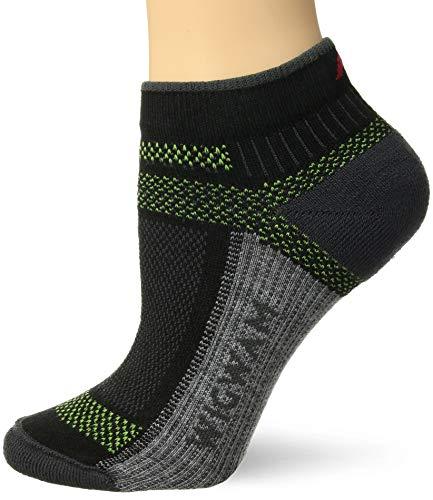(Wigwam Men's Ultra Cool-Lite Ultimax Ultra-Lightweight Low Sock,Black,Large/shoe Size:Men's 9-12,Women's 10-13 )
