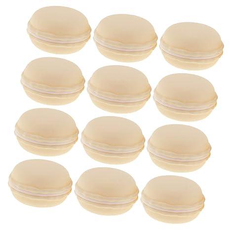 IPOTCH 12 Piezas Cajas de Dulces de Plástico Decorados para Fiestas Favores de Celebración - Desnudo
