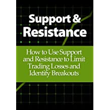 Support and Resistance: How to Use Support and Resistance to Limit Trading Losses and Identify Breakouts