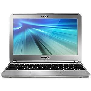 Samsung XE303C12-A01US Samsung Exynos 5250 X2 1.7GHz 2GB 16GB SSD 11.6″,Silver(Certified Refurbished)
