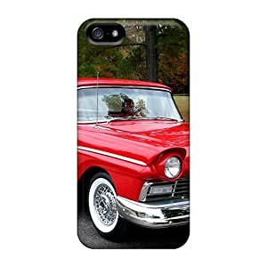 New Style PC For Ipod Touch 5 Phone Case Cover Protective - 1957 Ford Ranchero
