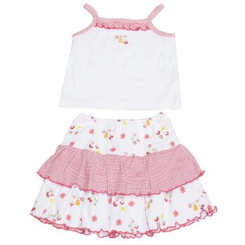 Kissy Kissy Skirt - Kissy Kissy Baby Girls Hawaiian Splendor Skirt Set-9mos