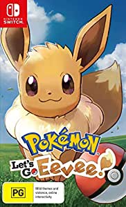 Pokémon: Let's Go, Eevee! (Nintendo Switch)