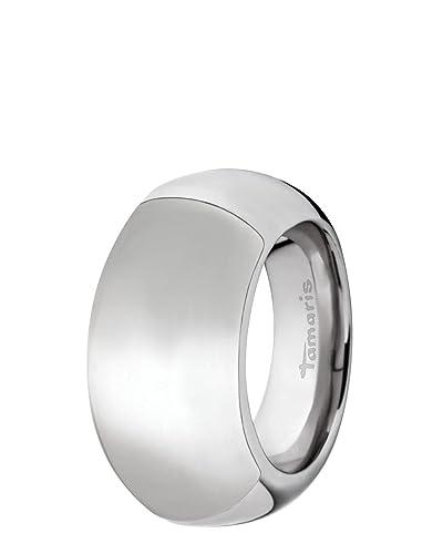 absolut stilvoll Online-Verkauf am billigsten Tamaris Candy 100476 Stainless Steel Ring Silver/White ...