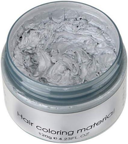 Blaward - Tinte para el pelo, cera temporal, 120 g