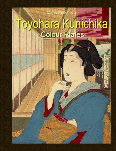 Read Online Toyohara Kunichika: Colour Plates pdf epub