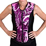 Challenge Weighted Workoutwear Weighted Vest For Women - Inner Weight Thins - Fashionable Design - Comfort Fit (Small), Purple