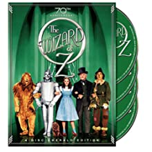 The Wizard of Oz (Four-Disc Emerald Edition) (2006)