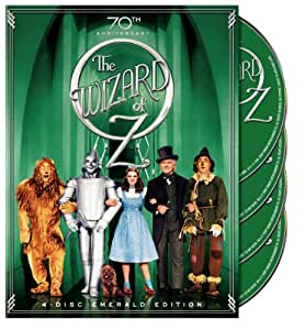 The Wizard of Oz (Four-Disc Emerald Edition)