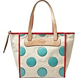 Key-Per Shopper Color: AQUA, Bags Central
