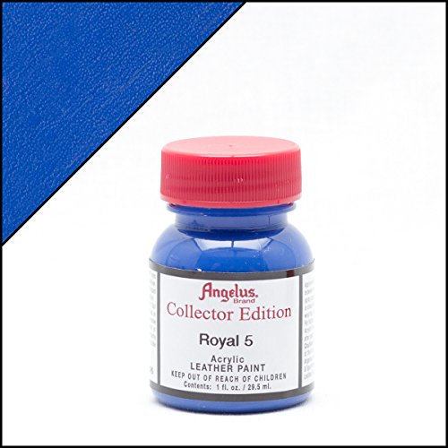 Angelus Collector Leather Paint Royal