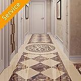 Stone Floor Restoration - 3 Rooms