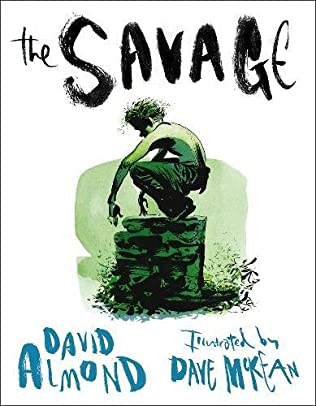 book cover of The Savage