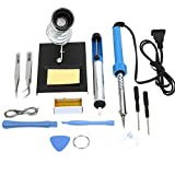 iMeshbean® 14 IN 1 30W 110V Electric Soldering Iron Tools Kit DIY Tool Set USA