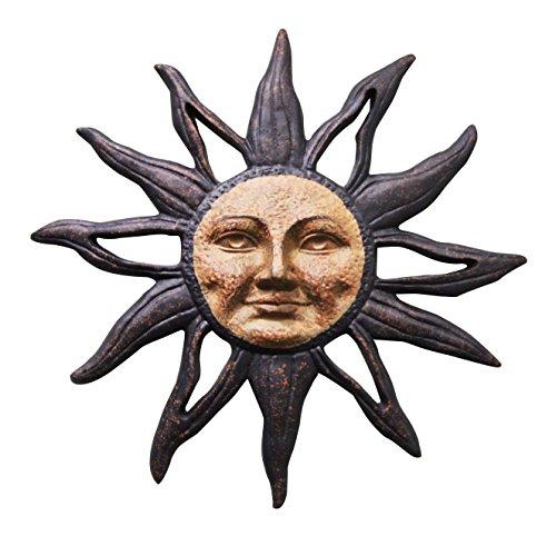 Celestial Star Solar Radiant Plasma Sun Aluminum 17