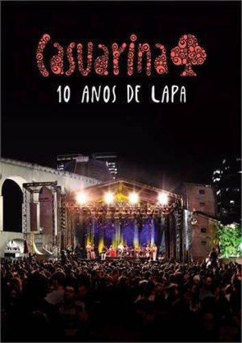 10 Anos De Lapa [DVD] [Import] B00BNX22FE