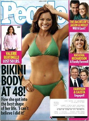 Bertinelli bikini Valerie and