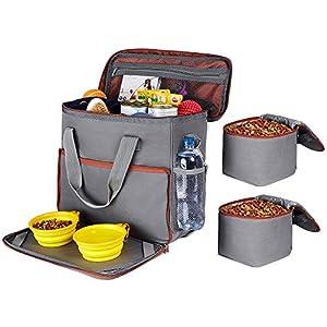 Dog Camping Supplies Travel Bag