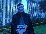 YCL Hacker Mask Halloween Masks V for