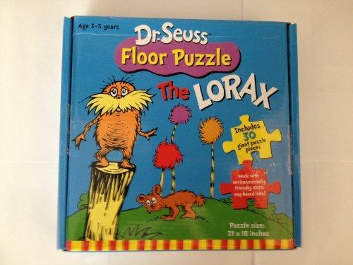 Dr. Seuss Floor Puzzle - The Lorax