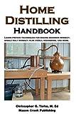 img - for Home Distilling Handbook book / textbook / text book