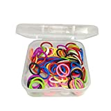 ZH Colorful Iron O-Rings & Stitch Ring Markers