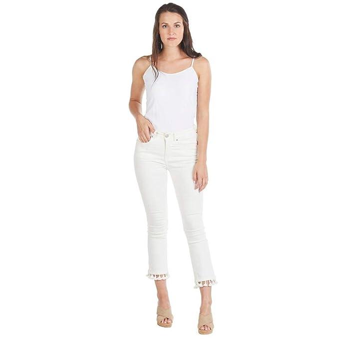 Amazon.com: Mud Pie - Pantalones vaqueros para mujer con ...