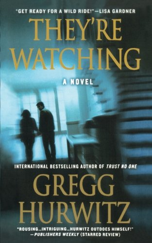 Download They're Watching: A Novel pdf epub