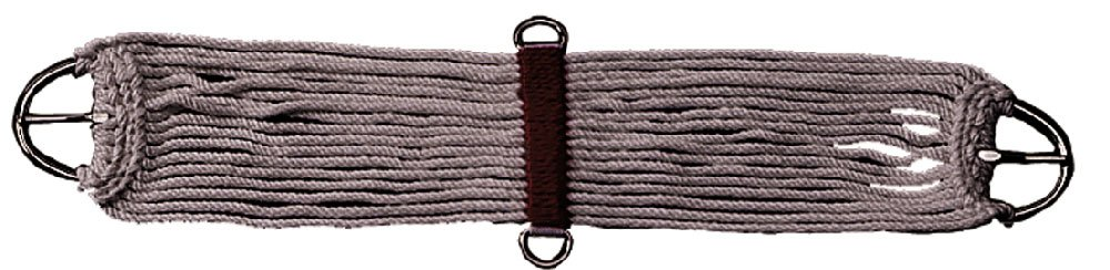 36-Inch The colorado Saddlery 17 Strand Straight Cincha