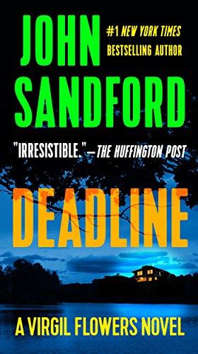 book cover of Deadline
