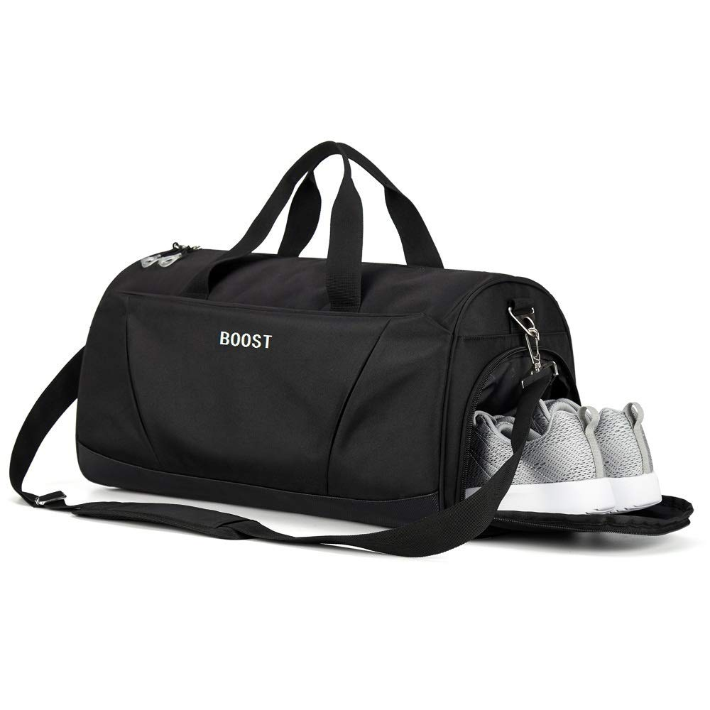 Amazon.com   Sports Gym Bag with Shoes Compartment for Men and Women    Sports Duffels d4e177dc7f