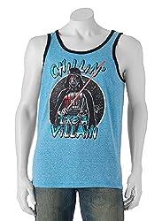 Star Wars Men's Darth Vader Chillin like a Villain Tank Top - Small