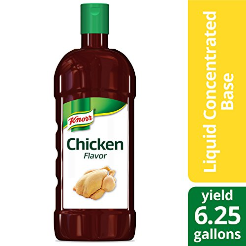 32oz Knorr Professional Liquid Concentrated Chicken Flavor Base Makes 6.25 Gallons