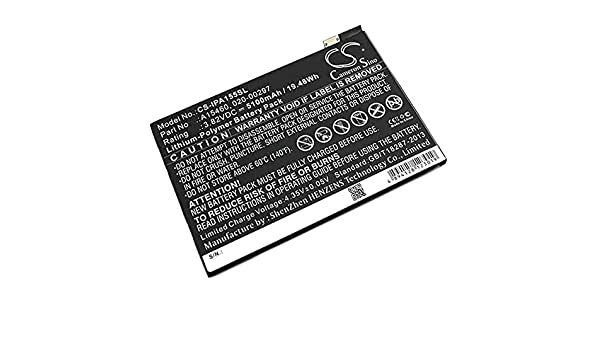 Wee Replacement A1546 Internal 3.82V 5124mAh Battery Compatible for Apple iPad Mini 4 A1538 iPad 5.2 A1550