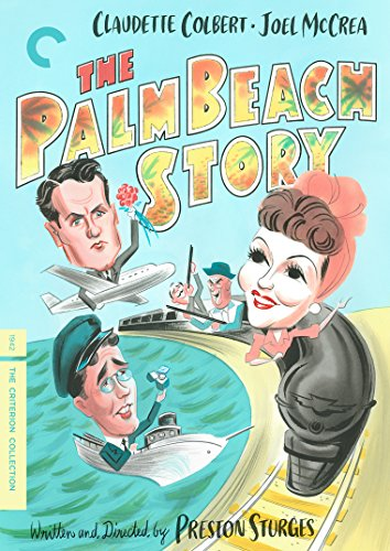 The Palm Beach Story (Preston Sturges Criterion compare prices)